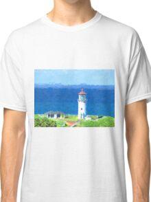 Kilauea Point  by Lena Owens Classic T-Shirt