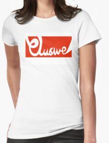 Elusive original Womens Fitted T-Shirt