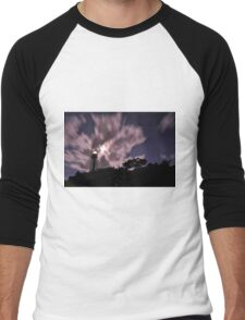 Sanibel Island Light (Point Ybel Light), As Is Men's Baseball ¾ T-Shirt
