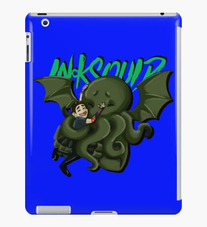 SQUIDDY HUG  iPad Case/Skin