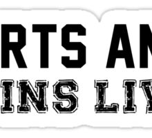 SPORTS ANIME RUINS LIVES Sticker