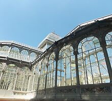 Crystal Palace, Madrid, Spain by janetnovack