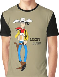 Lucky Luke III Graphic T-Shirt