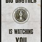 Big Brother by SixPixeldesign