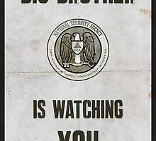 Big Brother by SixPixeldesign