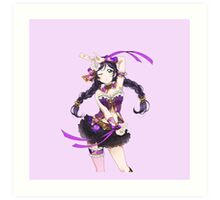 Nozomi Tojo China Dress Idolized Art Print