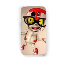 Guy with glasses Samsung Galaxy Case/Skin