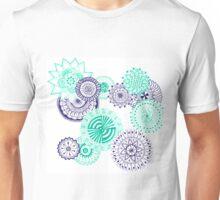 Floating Mandalas Unisex T-Shirt