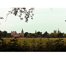 Christ Church College Photographic Print