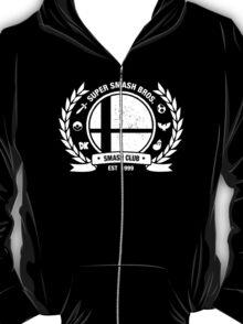 Smash Club Ver. 2 (White) T-Shirt