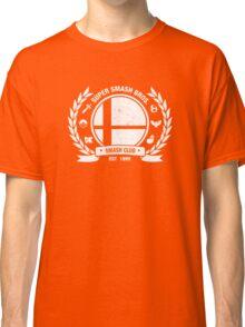 Smash Club Ver. 2 (White) Classic T-Shirt