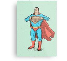 Super Nipples Metal Print