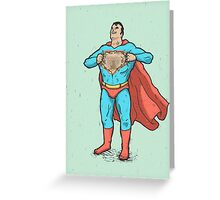 Super Nipples Greeting Card