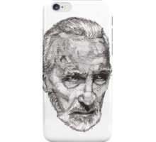 Christopher iPhone Case/Skin