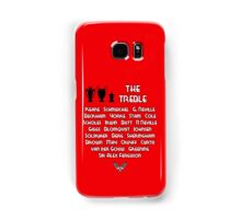 Manchester United 1999 Treble Winners Samsung Galaxy Case/Skin