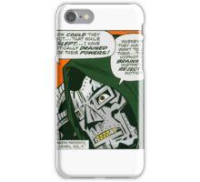 MF DOOM - Metal Fingerz shirt iPhone Case/Skin