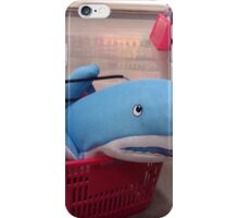 Shopping for a Shark  iPhone Case/Skin