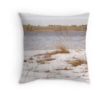 Nature Photo Throw Pillow