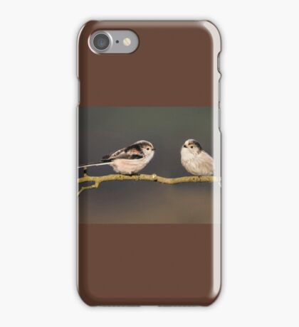 Two Little Tweets iPhone Case/Skin