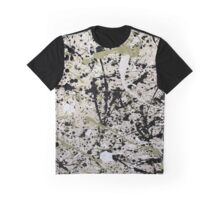 pollock inspired Graphic T-Shirt