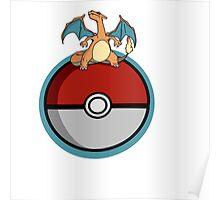 Charizard Pokemon Poster