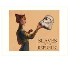 SW - ... Art Print