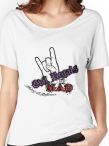 Evil Regals Are Making a Difference! Women's Relaxed Fit T-Shirt
