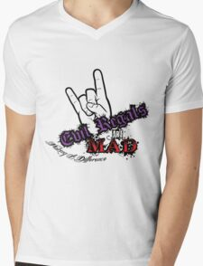 Evil Regals Are Making a Difference! Mens V-Neck T-Shirt