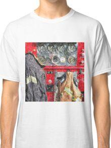 Fire Truck Classic T-Shirt