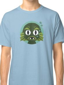 Little Creature from the Black Lagoon Classic T-Shirt