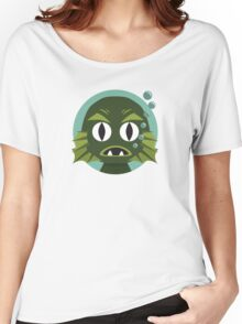 Little Creature from the Black Lagoon Women's Relaxed Fit T-Shirt