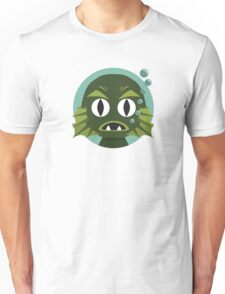 Little Creature from the Black Lagoon Unisex T-Shirt
