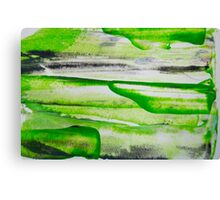 Green Tea Canvas Print