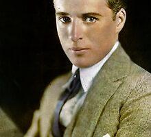 Charlie Chaplin, ca. 1920 by Dana Keller