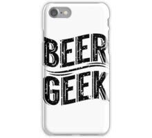 Beer Geek iPhone Case/Skin