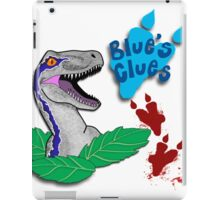 Blue's clues  iPad Case/Skin