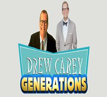 Drew Carey Generations Unisex T-Shirt