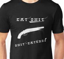 Waverly Earp Shotgun (white) Unisex T-Shirt
