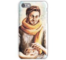 Alfredo Aldarisio and Pickles  iPhone Case/Skin