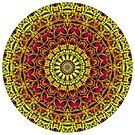 Tribal Mandala  by Medusa81
