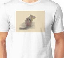 Chipmunk Unisex T-Shirt