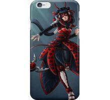 Past Miraculous Ladybug (Mego) iPhone Case/Skin
