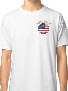 united states Classic T-Shirt