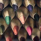 Colored Pencil Tips by Randy Turnbow
