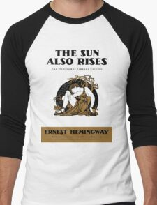 The Sun Also Rises Men's Baseball ¾ T-Shirt