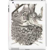 Cycling Bike Cassette iPad Case/Skin