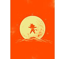 Full Moon Photographic Print