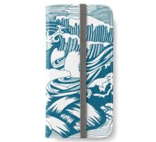 The Sea iPhone Wallet/Case/Skin