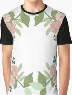 peony flowers Graphic T-Shirt