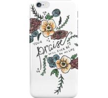 Ever Be iPhone Case/Skin